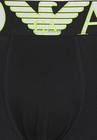 Emporio Armani - TRUNK - Pants - black - 2
