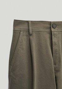 Massimo Dutti - Pantalon classique - green - 2