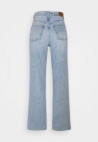 Gina Tricot - IDUN STRAIGHT  - Jeans straight leg - blue - 7