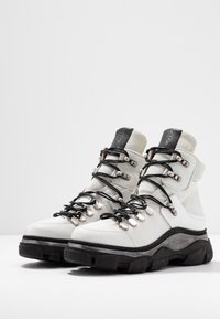 A.S.98 - Ankle boots - bianco - 4
