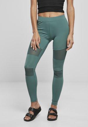 TECH - Leggings - Trousers - paleleaf
