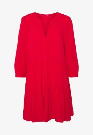 Tunika - luminous red