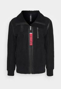Freaky Nation - TOGIAK - Leather jacket - black - 0