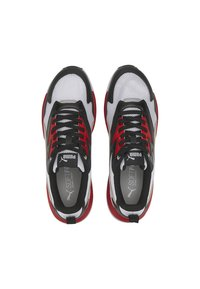 Puma - X-RAY LITE  - Trainers - black-gray violet-white-red - 1
