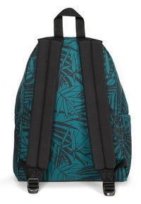 Eastpak - PADDED PAK'R CHECKED FELT - Rucksack - leaves green - 1