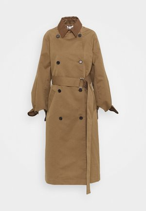 TIE SLEEVE - Trench - fawn brown
