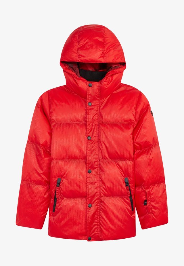 Veste softshell - fiery red