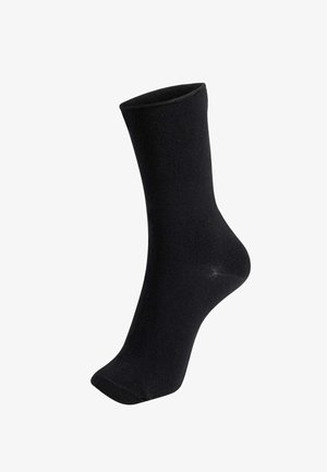 MEDIUM SOFT TOUCH MICROMODAL SOCKS - Calze - black