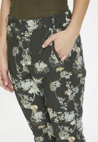InWear - Trousers - rust elderflower - 3