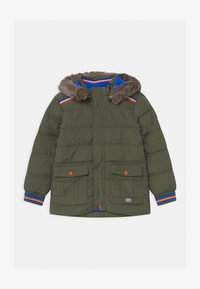 s.Oliver - Winter jacket - khaki/oliv - 0