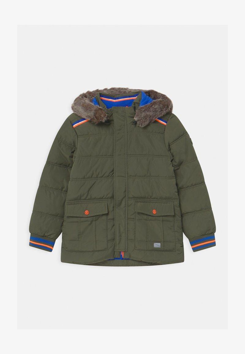 s.Oliver - Winter jacket - khaki/oliv