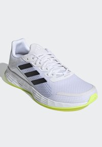 adidas Performance - DURAMO SL LAUFSCHUH - Zapatillas de running neutras - white - 1