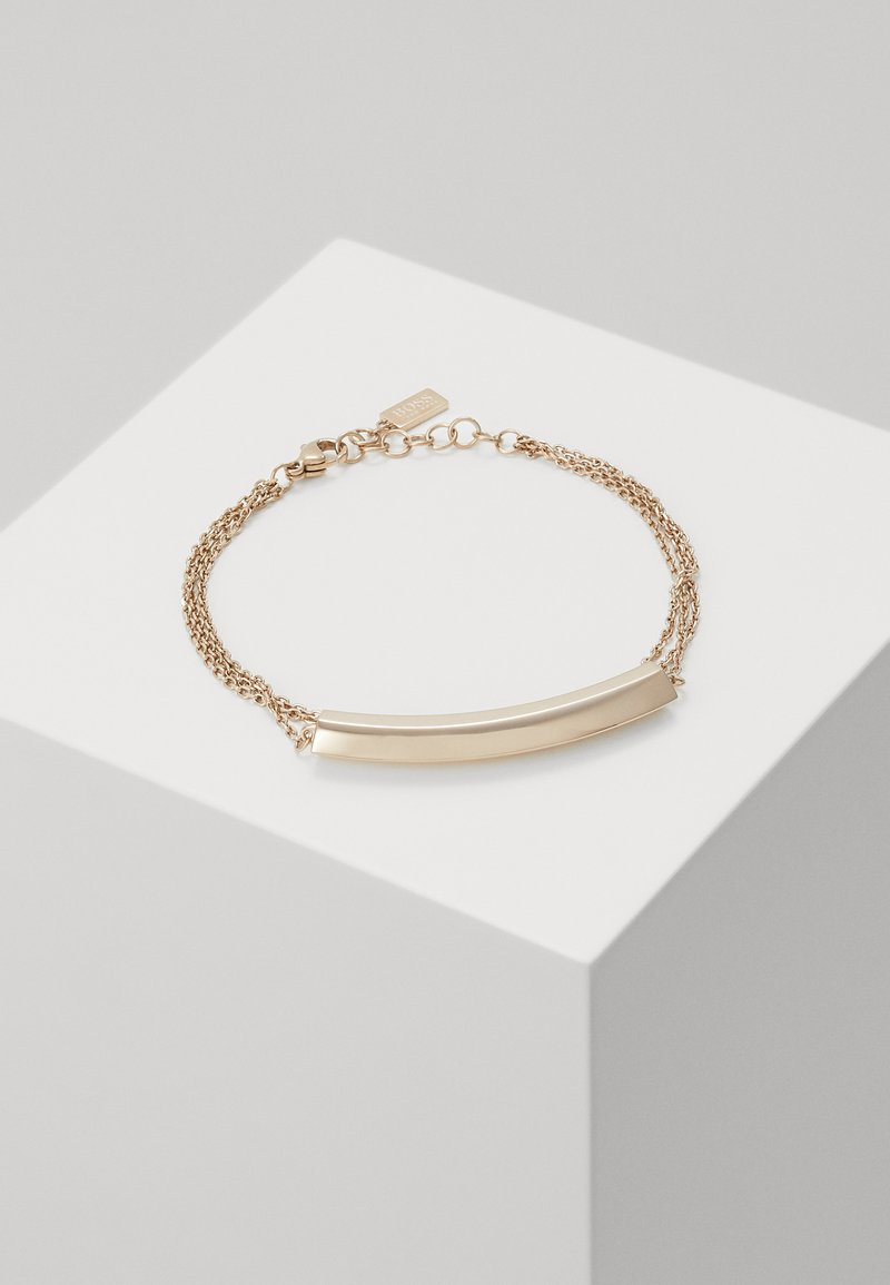 BOSS - INSIGNIA - Bracelet - rose gold-coloured