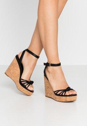 KAOEDIA - Sandaletter - black