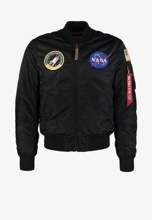 NASA - Bomber Jacket - black