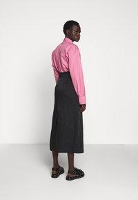 Rika - RAY SKIRT - A-line skirt - black - 2
