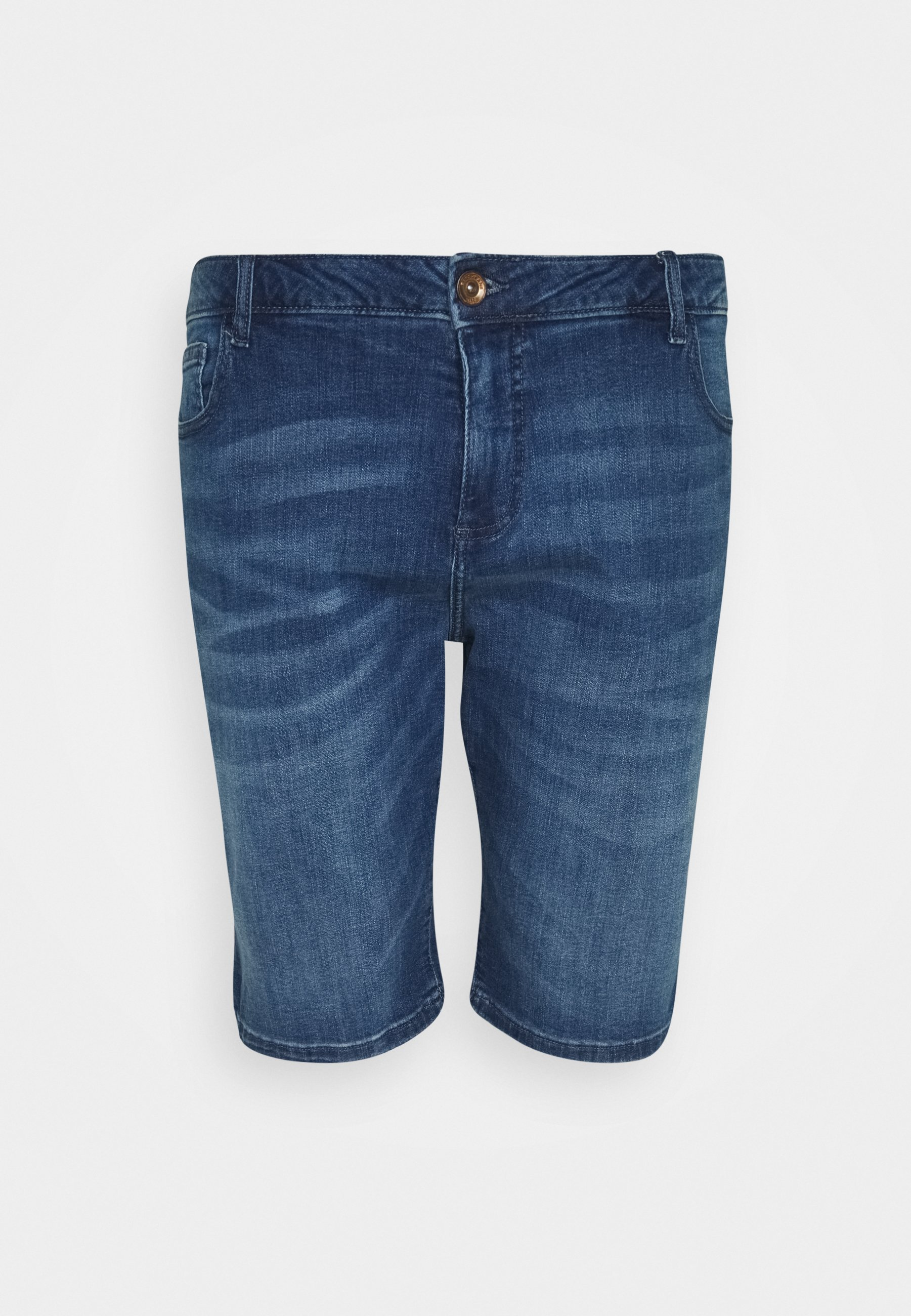 Men LODGER PLUS - Denim shorts