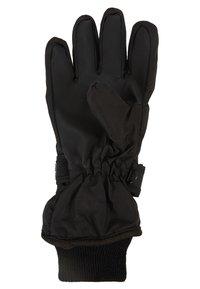 mikk-line - THINSULATE GLOVES - Fingerhandschuh - black - 2