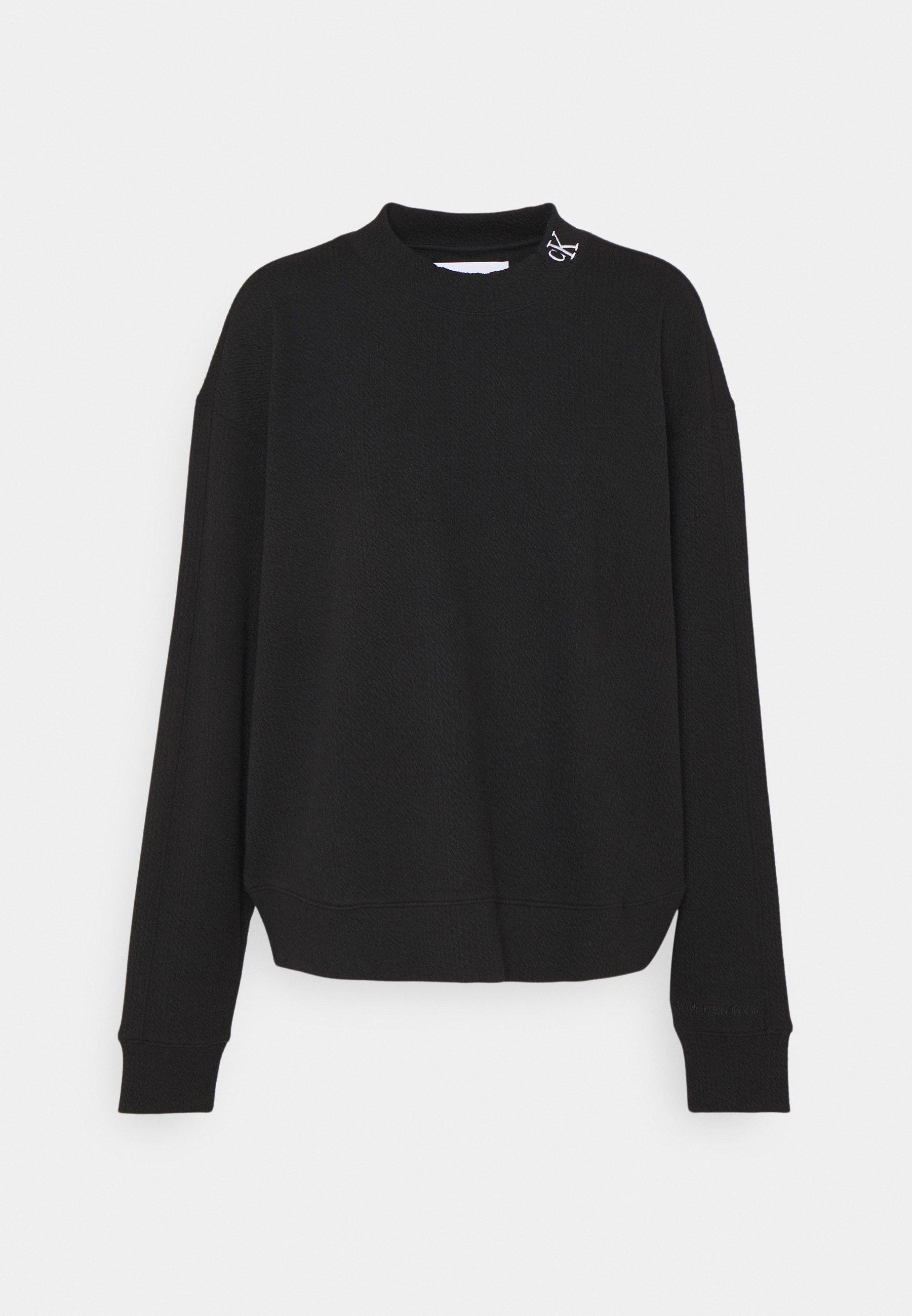 Women SLUB PANELLED  - Sweatshirt