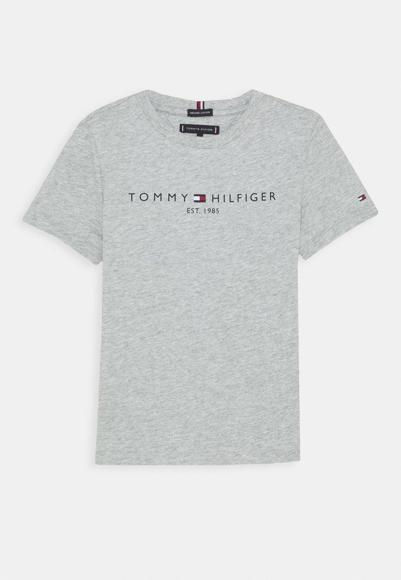 Tommy Hilfiger - ESSENTIAL TEE  - Printtipaita - grey