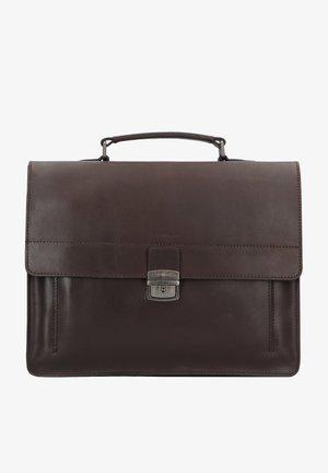 BURKELY VINTAGE SCOTT  - Briefcase - brown