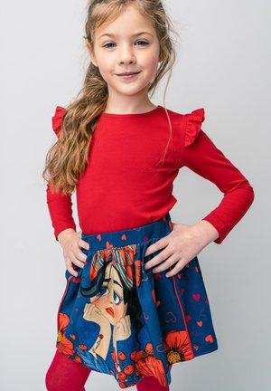 BOUNDARY - Pleated skirt - unico
