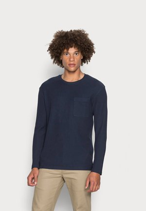 JORARON TEE CREW NECK - Jumper - navy blazer