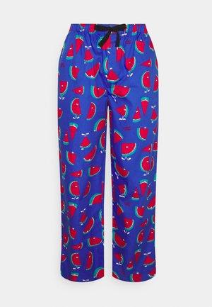 PYJAMA PANT MELONS - Pyžamový spodní díl - royal