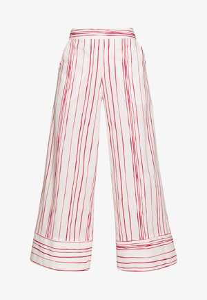 HANNY - Trousers - white