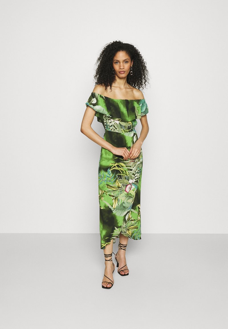 Desigual - TUCSON - Day dress - green