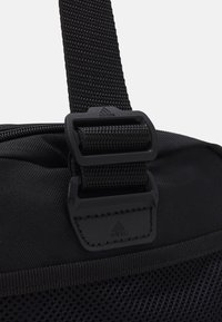 adidas Performance - LINEAR DUFFEL UNISEX - Torba sportowa - black/white - 4