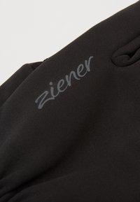 Ziener - IBRANA TOUCH - Guantes - black - 3