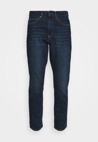 AMILY - Straight leg jeans - mid blue