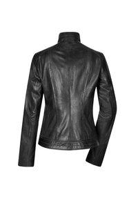 Milestone - Leather jacket - schwarz - 5
