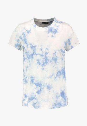 BATIK - Print T-shirt - light blue