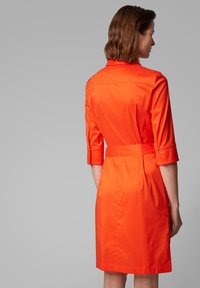 BOSS - DALIRI1 - Shirt dress - orange - 2