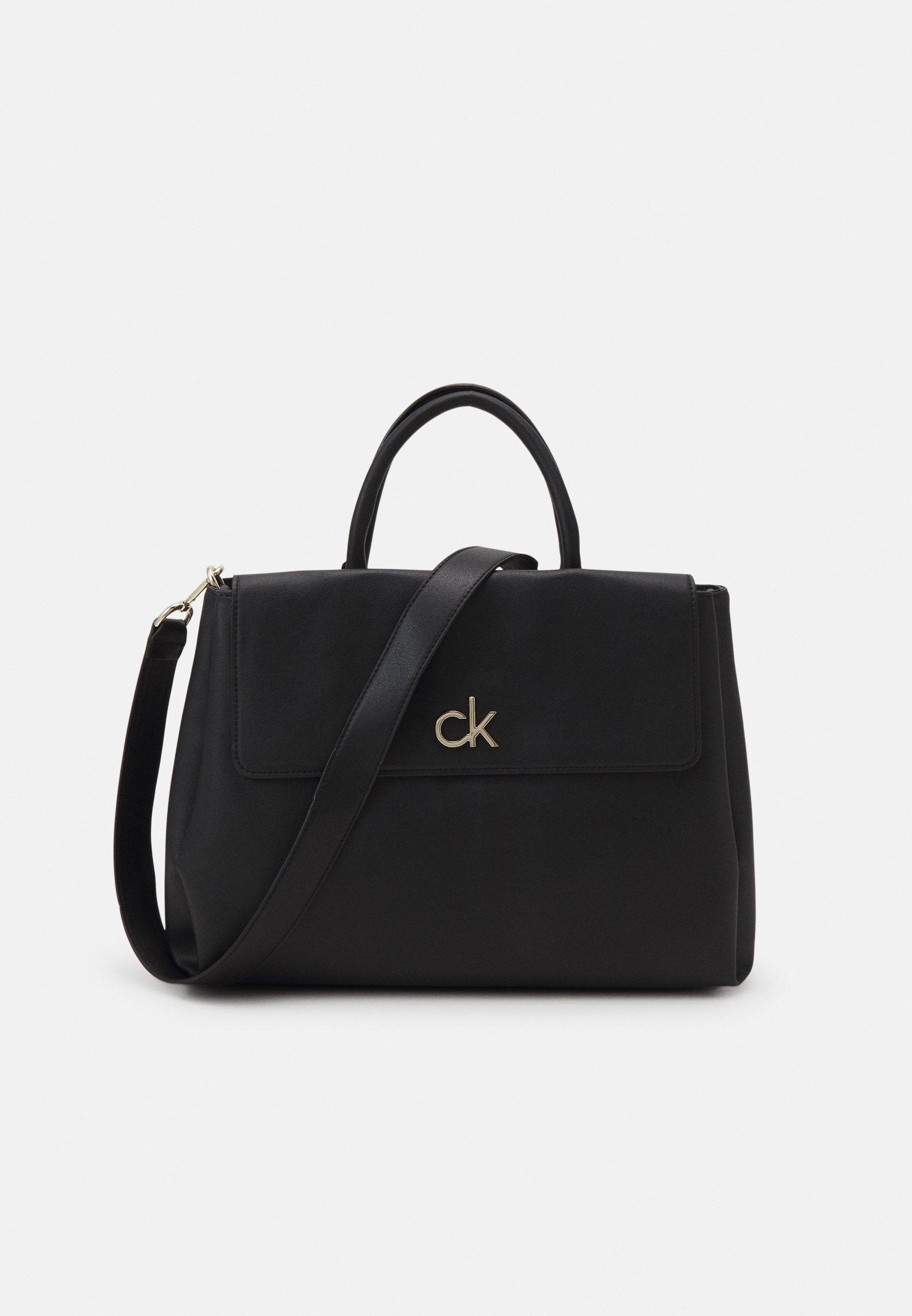 Women RE LOCK TOTE FLAP - Handbag