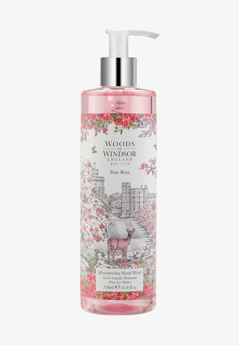 Woods of Windsor - FLÜSSIGSEIFE TRUE ROSE 350 ML - Liquid soap - -