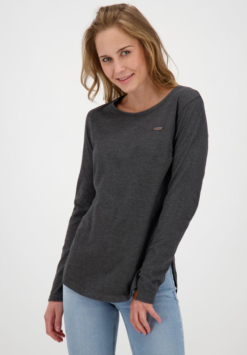 alife & kickin - Long sleeved top - moonless