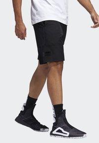 adidas Performance - N3XT L3V3L SHORTS - Sports shorts - black - 4