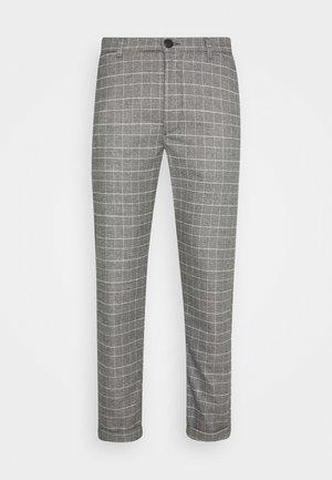 ROME SOFT PANT - Kalhoty - grey