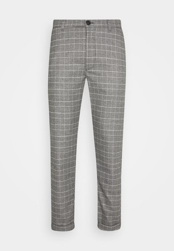 ROME SOFT PANT - Trousers - grey