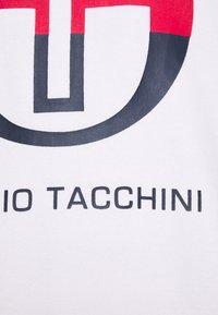 sergio tacchini - ZELDA - Sweatshirt - white/navy/red - 2
