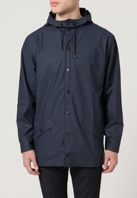 Rains - UNISEX JACKET - Impermeable - blue - 1