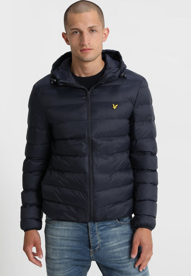 LIGHTWEIGHT PUFFER - Lehká bunda - dark navy