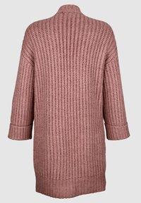Dress In - Cardigan - rosé - 6