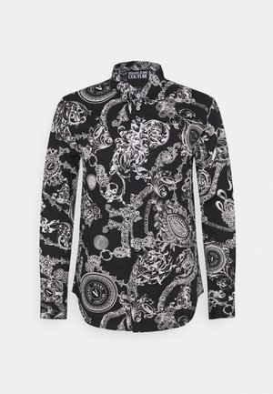 PRINT REGALIA BAROQUE - Overhemd - nero