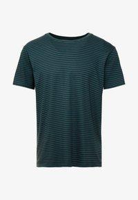 edc by Esprit - CORE - Print T-shirt - teal blue - 3