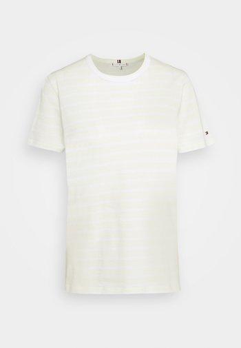 COOL TEE - Print T-shirt - classic breton/frosted lemon