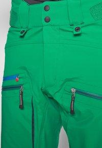 State of Elevenate - MEN'S BACKSIDE PANTS - Snow pants - green - 3